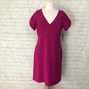 Betsey Johnson Hot Pink Dress Size 8 NWT